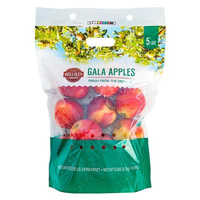 Wellsley Farms Gala Apples, 5 lbs.
