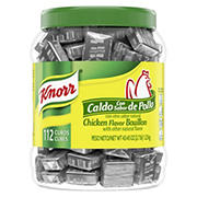 Knorr Chicken Flavor Bouillon Cubes, 112 ct.