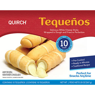 Quirch Tequenos, 10 ct.
