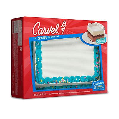 Carvel Party Ice Cream Cake, 95 fl. oz.