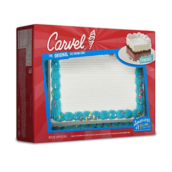 Surprising Carvel Party Ice Cream Cake 95 Fl Oz Bjs Wholesale Club Funny Birthday Cards Online Necthendildamsfinfo