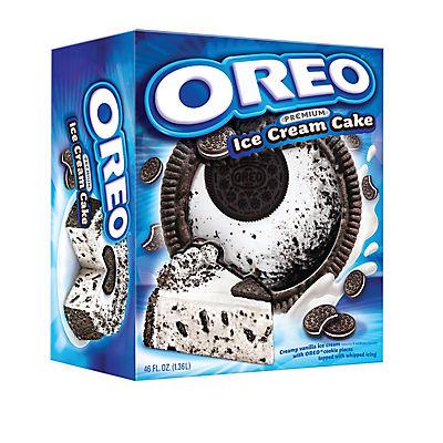 Oreo Premium Ice Cream Cake, 46 oz.