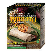 Amy's Bean and Cheese Burrito, 6 pk./6 oz.