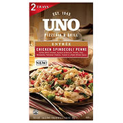 UNO Pizzeria and Grill Chicken Spinoccoli Penne, 2 pk.
