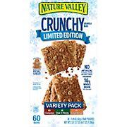 Nature Valley Crunchy Granola Bars Variety Pack, 30 ct.