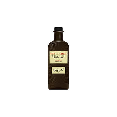 Carapelli Unfiltered Extra Virgin Olive Oil, 34 oz.