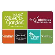 Dining Out Gift Cards