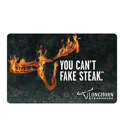$25 LongHorn Steakhouse, 3 pk.