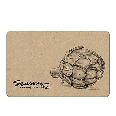 $25 Season 52 Gift Card, 3 pk.