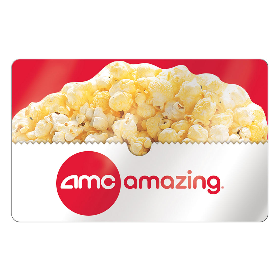 $15 AMC Gift Card, 3 pk