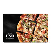$20 UNO Pizzeria and Grill Gift Card, 3 pk.