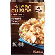 Lean Cuisine Roasted Turkey Breast, 4 pk.