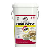 Augason Farms Emergency Food Storage Pail, 30 Days, 1 Person