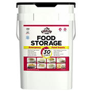 Augason Farms Deluxe Emergency Food Storage Pail, 30 Days, 1 Person