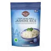 Wellsley Farms Thai Hom Mali Jasmine Rice, 8 lbs.