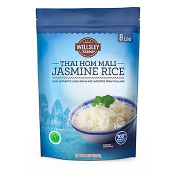 Wellsley Farms Thai Hom Mali Jasmine Rice 8 Lbs Bjs Wholesale Club