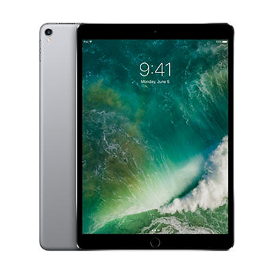 "Apple iPad Pro 10.5"", 64GB - Gray"