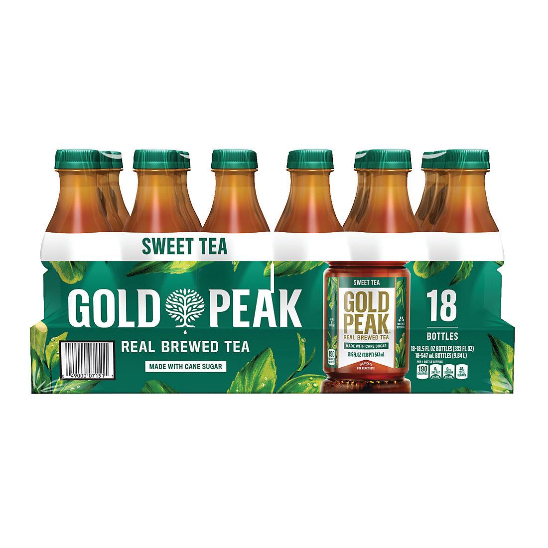 Gold Peak Sweet Tea, 18 ct./18.5 oz