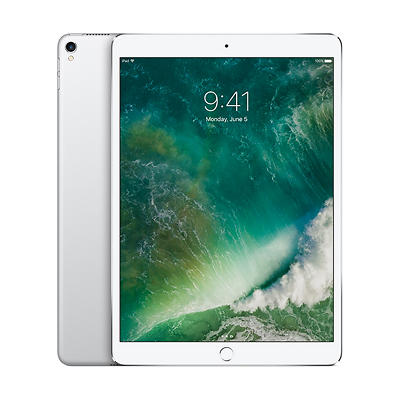 "Apple iPad Pro 10.5"", 256GB - Silver"
