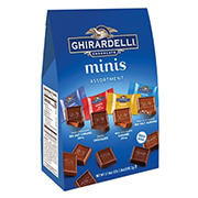 Ghirardelli Chocolate Minis Assortment, 17.8 oz.
