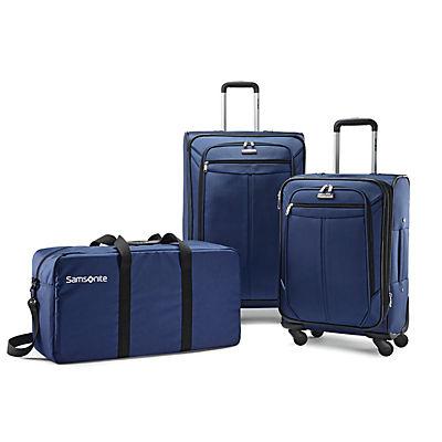 Samsonite 3-Pc. Spinner Luggage Set - Blue