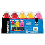 Glaceau Vitamin Water Variety Pack, 20 pk./20 fl. oz.