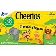 Cheerios Pouches, 36 pk./0.92 oz.