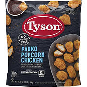Tyson Frozen All Natural Panko Breaded Popcorn Chicken, 3.5 lbs.