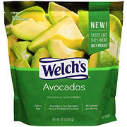 Welch's Individually Quick Frozen Avocados, 32 oz.