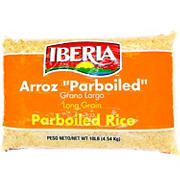 Iberia Long Grain Parboiled Rice, 10 lbs.