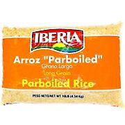 Iberia Long Grain Parboiled Rice, 10 lbs.