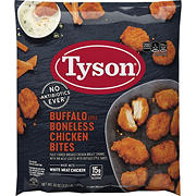Tyson Frozen Buffalo Style Boneless Chicken Bites, 3.25 lbs.