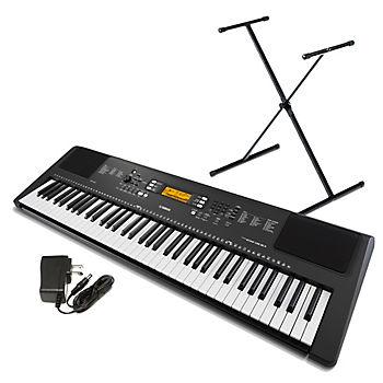 yamaha psrew300ms 76 key electric keyboard bjs wholesale club. Black Bedroom Furniture Sets. Home Design Ideas