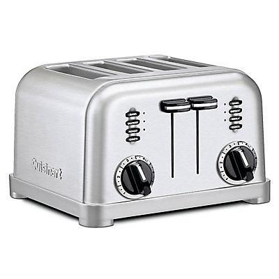 Cuisinart 4-Slice Toaster - Stainless Steel