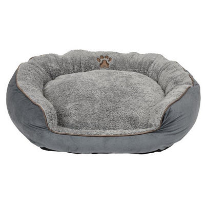 "Berkley Jensen 36"" Deluxe Oval Pet Bed - Assorted"