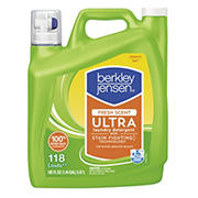 Berkley Jensen Fresh Scent Ultra Laundry Detergent, 185 fl. oz.