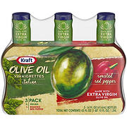 Kraft Olive Oil Vinaigrette Dressing, 3 pk./14 oz.