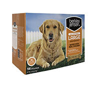 Berkley Jensen All Natural Large Dog Biscuits, 14 lbs.