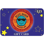 $25 Blue Moon Mexican Cafe Gift Card, 2 pk.