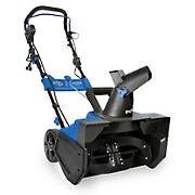 "Snow Joe 21"" 15-Amp Electric Snow Thrower - Blue"