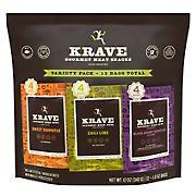Krave Jerky Variety Pack, 12 ct./1 oz.
