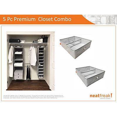 Neatfreak 5-Pc. Premium Closet System