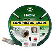 Flexon 100' All-Season Contractor-Grade Hose - Green
