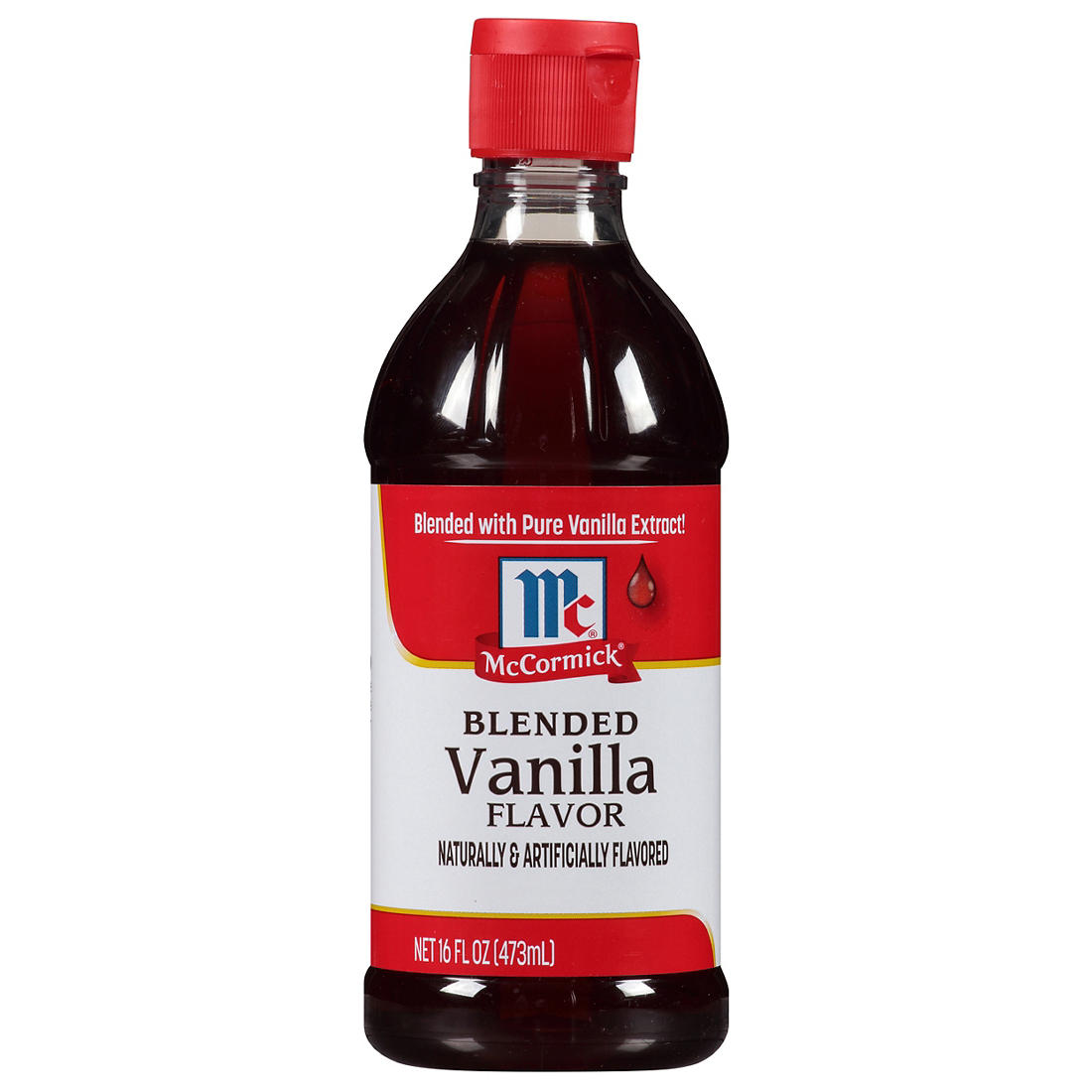 McCormick Blended Vanilla Flavor, 16 fl