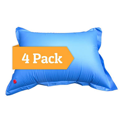 Robelle 4' x 5' Equalizer Pillows, 4 pk.