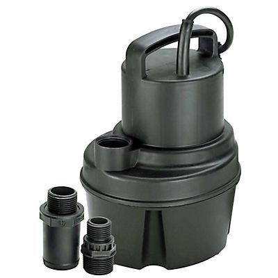 Danner 1,900gph Utility Cover Pump