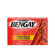 Ultra Strength Bengay Cream, Pain Relief