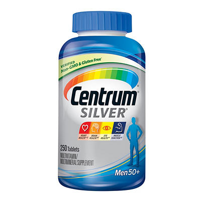 Centrum Silver Ultra Men's Multivitamin and Multimineral Supplement Ta