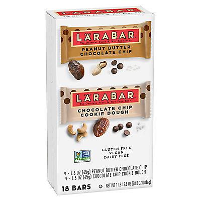 Larabar Variety Pack, 18 ct./1.6 oz.