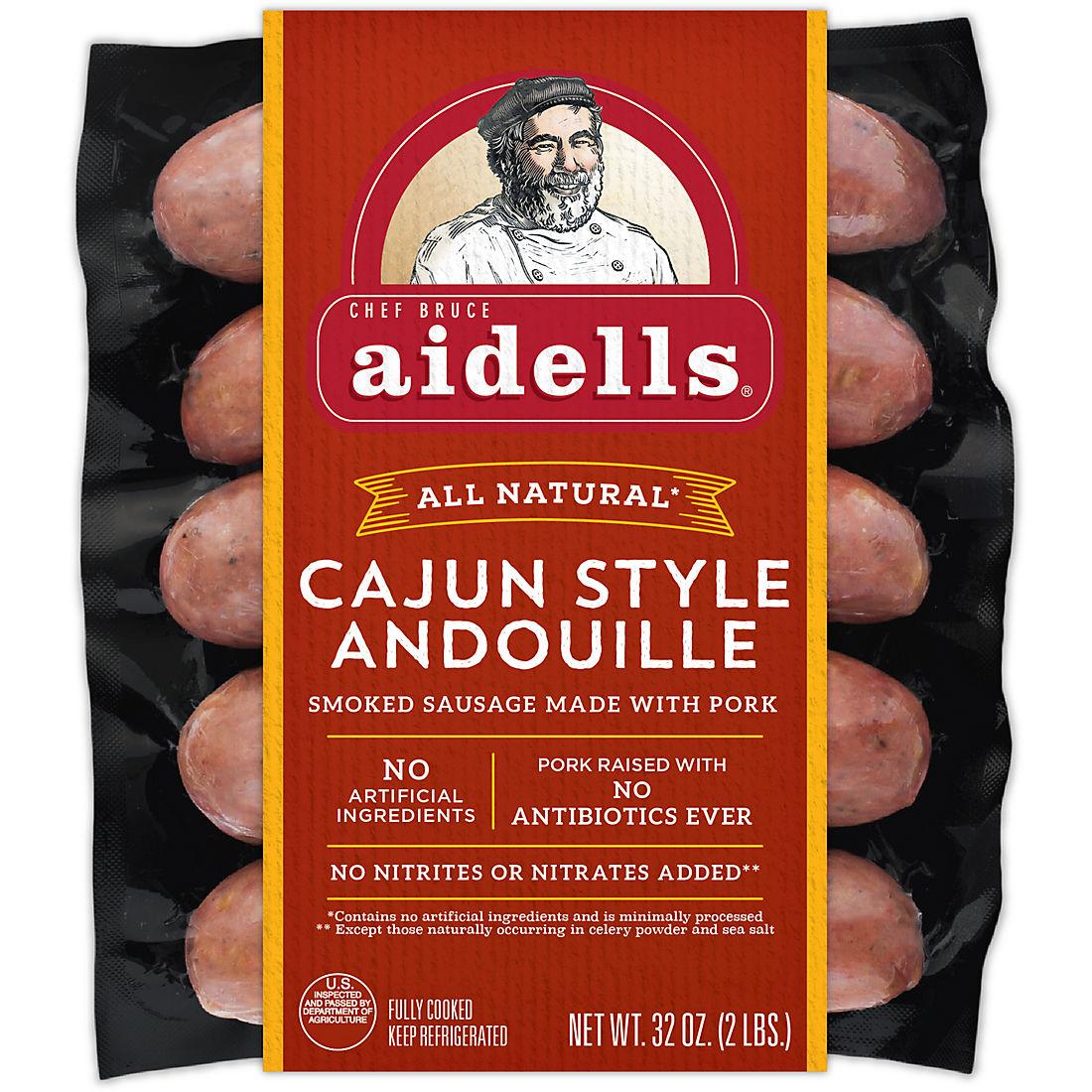 Aidells Cajun Style Andouille Smoked
